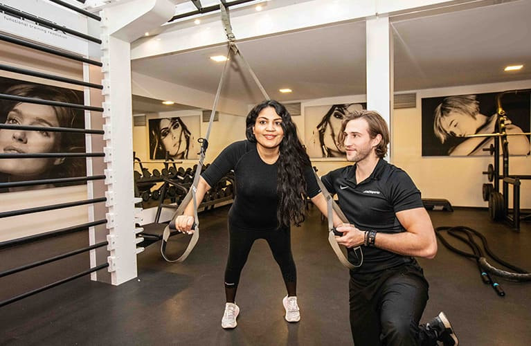 personal training bei jonensports mobil