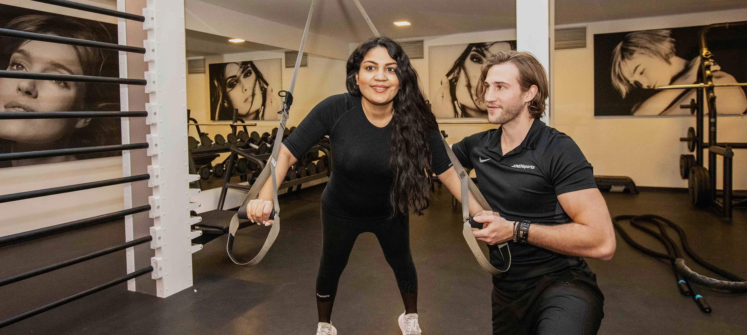 personal training bei jonensports