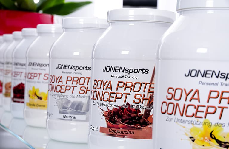 supplements von jonensports mobil